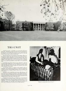 Dorm Life 1958